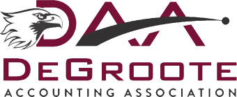 DeGroote Accounting Association Logo